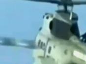"""""""UFO"""" video analizzato Jason Gleave sfrecciano davanti all'elicottero impiegato operazioni soccorso, sono solo Gabbiani"""