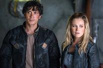 """""""The 100"""": non ci saranno triangoli amorosi nella 5^ stagione"""