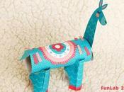 Riciclo creativo rotoli carta igienica: Lama