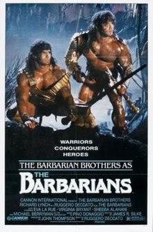 The Barbarians (1987)