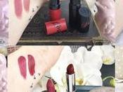 Elena's favorite lipsticks