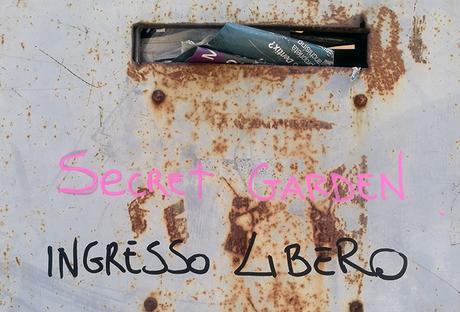 Secret garden via Angelo Mosso 4, Milano