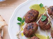 Kofte manzo: polpette turche grigliate