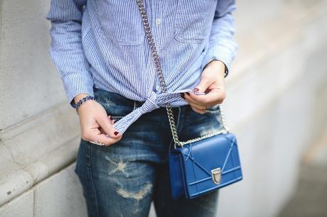 Fashion Trend: facciamo il nodo alla camicia