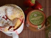 cake pistacchio fragole