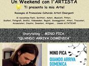 """Sabato aprile 2018 Oria (Br) Associazione """"Dear Amico"""" ospita Mino Pica weekend l'artista"""""""