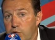 Belgio, Courtois denuncia l'ex Wilmots calunnia diffamazione