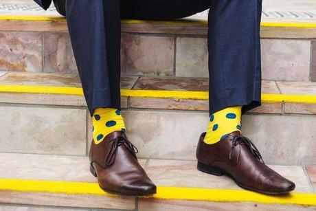 I calzini divertenti della moda uomo 2018