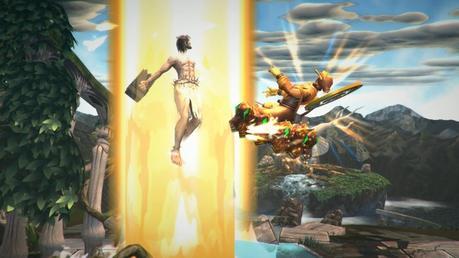 Fight of Gods, il picchiaduro a incontri blasfemo, arriva su Nintendo Switch - Notizia - PC