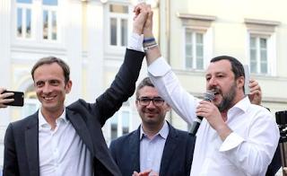 La Lega si prende pure il Friuli Venezia Giulia e marcia su Roma!?