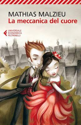 [Review] La meccanica del cuore, di Mathias Malzieu