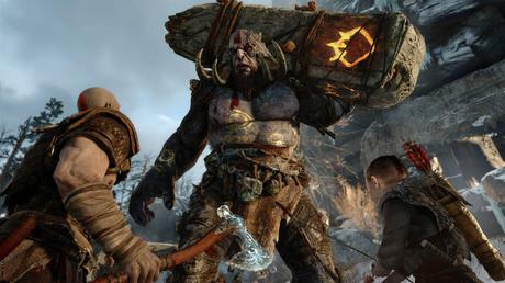 God of War si scaglia sulle classifiche italiane