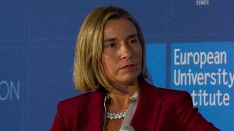 Oggi Federica Mogherin i(Ue) sarà al Cairo per road map Onu su Libia
