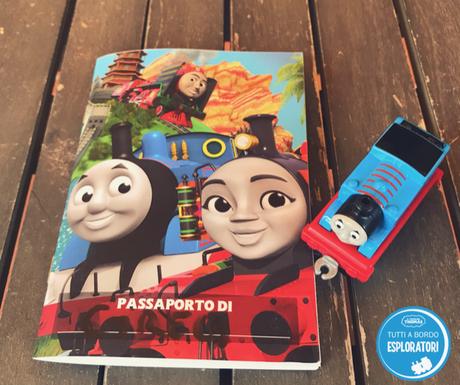 """Trenino Thomas:la simpatica e avventurosa locomotiva 1 della Ferrovia di Sodor è alla ricerca di un """"piccolo esploratore"""""""