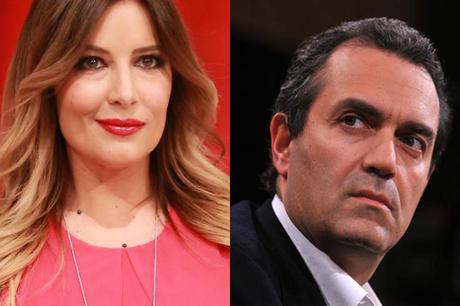 """Selvaggia Lucarelli contro de Magistris: """"È un sindaco che fomenta i tifosi"""""""