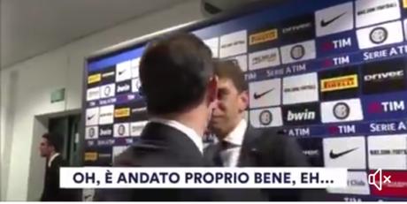 Allegri – Tagliavento: l'allenatore spiega cosa ha detto davvero all'arbitro