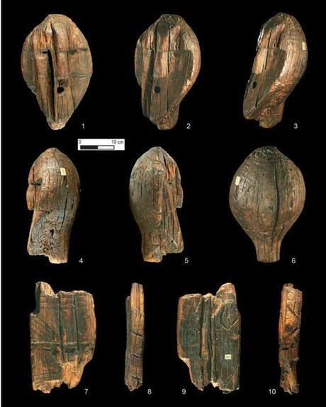 Misteriosa statua simile a un umano trovata in Siberia è due volte più vecchia delle piramidi