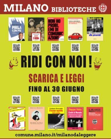A Milano lo humour si legge (gratis) sullo smartphone