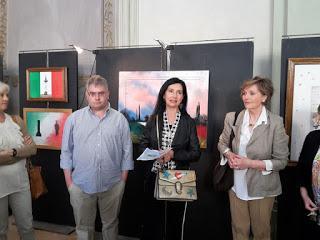 Festa della Liberazione con i colori degli artisti