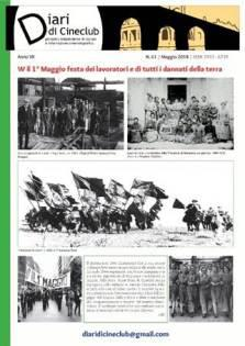 """""""Diari di Cineclub"""", online il n. 61-Maggio 2018"""