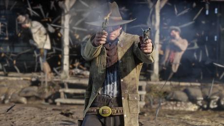 Mercoledì ci sarà un nuovo trailer di Red Dead Redemption 2