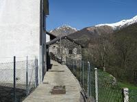 Da Ponte Piero al Bivacco Sant'Anna.