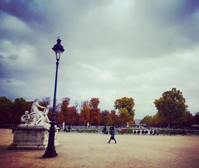 Parigi, in un soffio