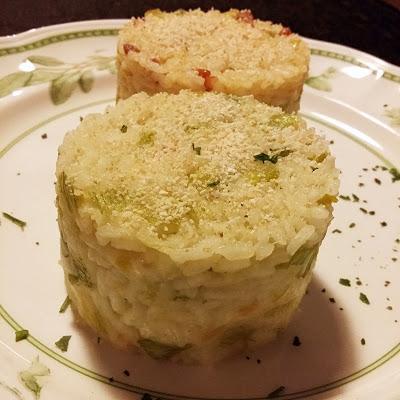 Sformatini di riso velocissimi