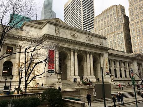 Visita a Bryant Park e alla biblioteca New York Public Library