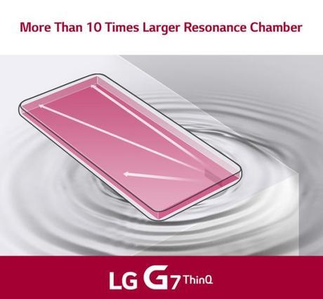 LG G7 ThinQ innalzerà l'asticella della qualità audio