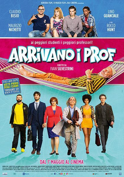 Locandina italiana Arrivano i prof