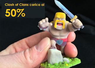 Soluzione: Clash of Clans non carica e si blocca al 50%
