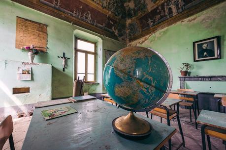 La scuola del mappamondo #01