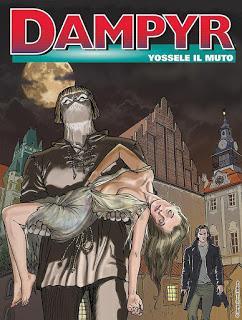 Dampyr #217 - Yossele il muto