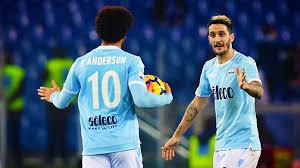 """Lazio, Luis Alberto e Felipe Anderson in coro: """"Prendiamoci la Champions"""""""