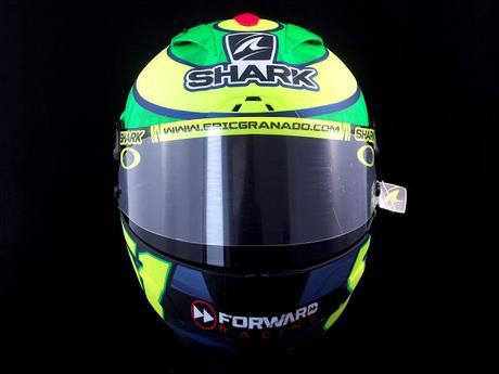 Shark Race-R Pro GP E.Granado 2018 by Zero Racing