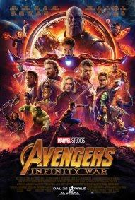 Avengers - Infinity War (Anthony e Joe Russo, USA, 2018, 149')