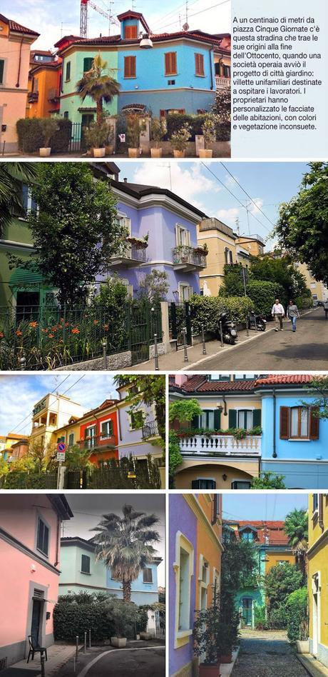 Milano Via Abramo Lincoln