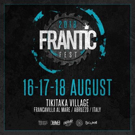 Frantic Fest 2018: si aggiungono GBH, Unsane e Yawning Man