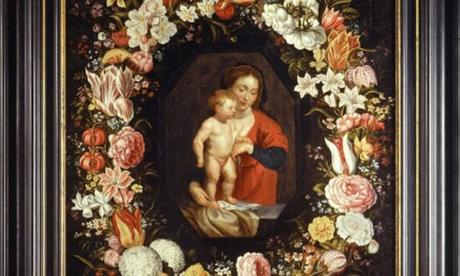 """""""La Madonna col Bambino"""" di Rubens: prorogata la mostra a Napoli"""