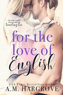 Recensione For the love of English di A.M. Hargrove