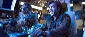 Nuovo trailer italiano) SOLO: Star Wars Story