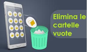 Come rimuovere tutte le cartelle vuote dal tuo smartphone Android con un tap