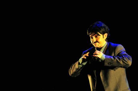 """3 maggio 2018 """"Esilio"""" al Teatro Brancaccino"""