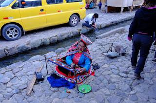 Il Perù, gli Inca, il mal di montagna, le foglie di coca e la tavolozza di colori delle Ande