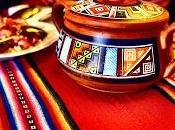 Perù, Inca, montagna, foglie coca tavolozza colori delle Ande
