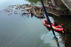 Ciociaria – Auto sprofonda nel fiume: muore una coppia di pensionati di Ceprano