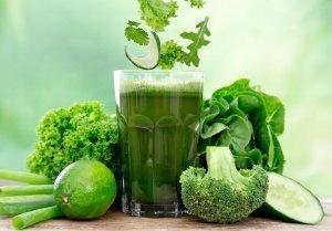 succhi verdure