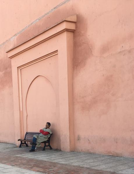 Sera in Marocco: Marrakech