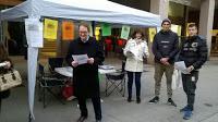 """PAVIA. La risposta del Comitato a Depaoli: """"Dal sindaco solo proposte inconsistenti.Il nostro non è puntiglio ma la richiesta di 3000 persone""""."""